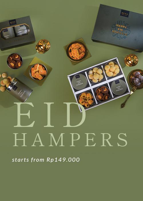 Mena Cookies - Banner Eid Hampers Mobile
