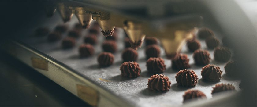 Production Process of Mena Cookies