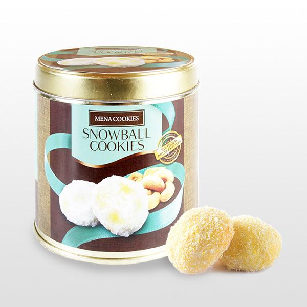 Snowball - Mena Cookies
